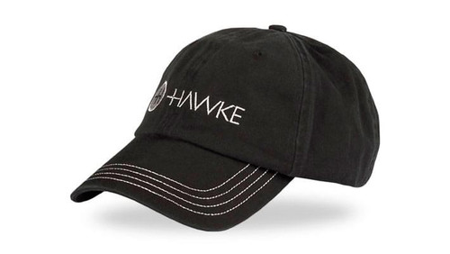 Hawke Black & Grey Distressed Cap