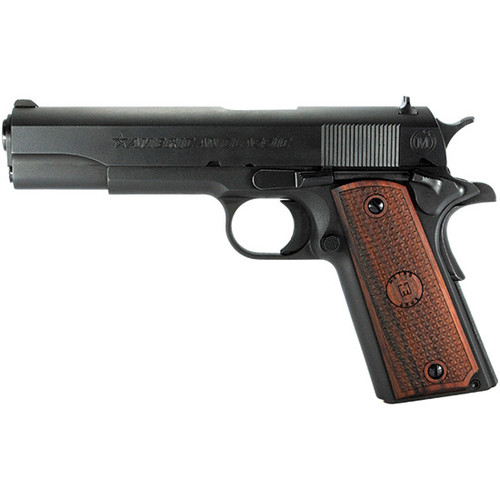 American Classic 1911-A1 Government Model, 45 ACP, Matte Blue