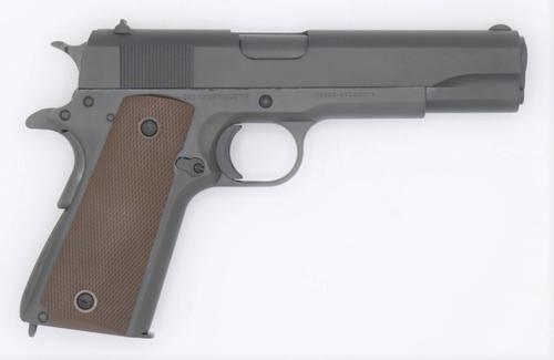 """Tisas 1911A1 9mm, 5"""" Barrel, Steel Frame, Black, 9rd"""