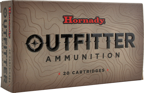 Hornady Outfitter 300 Weatherby Mag 180gr, GMX, 20rd Box