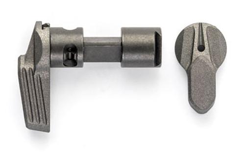 Radian Talon Ambidextrous 45/90 Safety Selector AR-15, Long/Short - Tungsten