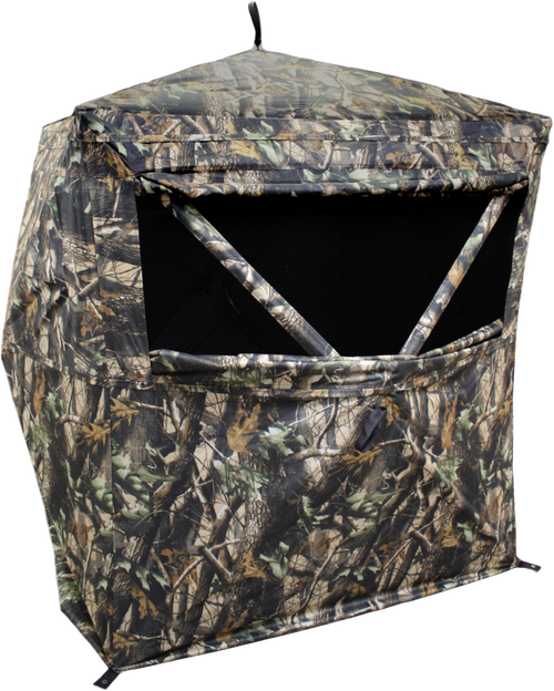 HME 2-Person Ground Blind 150D Shell Camo