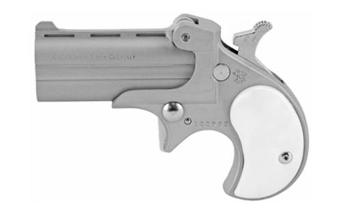 "Cobra Classic Derringer .22 LR, 2.4"" Barrel, Satin Finish, Pearl Grips, 2rd"