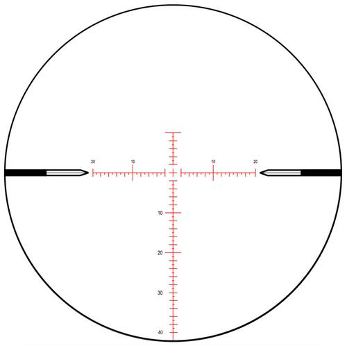 Nightforce ATACR - 4-16X50mm F1 - Zerostop - .250 MOA - Digillum - PTL - Moar