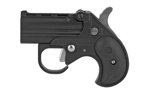 "Cobra Big Bore Derringer Guardian Package 9mm, 2.75"" Barrel, Black, 2rd"