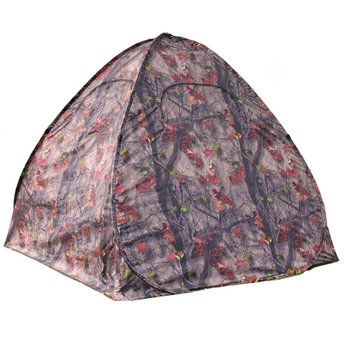 """HME Spring Steel 50 Pop up ground blind polyester fabric 45"""" x 34"""" x 54"""""""