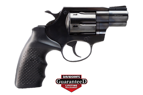 "Armscor AL3.0, Revolver, DA/SA, Medium Frame, 357 Mag Magnum, 2"" Barrel, Steel Frame, Black, Rubber Grip, Fixed Sights, 6Rd"