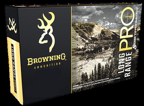 Browning Long Range Pro 308 Winchester 168gr, Sierra MatchKing BTPT, 20rd Box