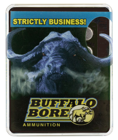 Buffalo Bore Heavy 480 Ruger 410gr, Wide Flat Nose, 20rd Box