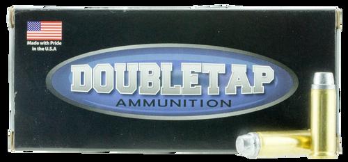 DoubleTap Hunter 45 Colt 255gr, Hard Cast Semi-Wadcutter, 20rd Box
