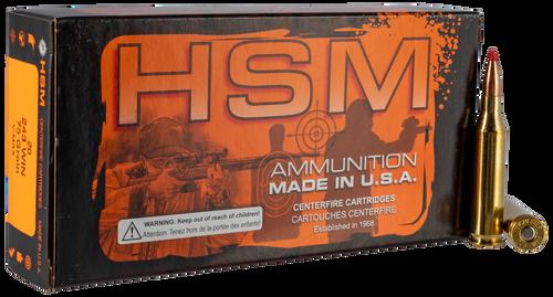 HSM Varmint 243 Win 75gr, V-Max 25rd Box