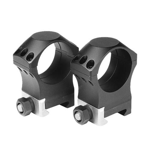 Nightforce Optics XTRM - Ring Set - 1.125 High - 30mm - Ultralite 6 screw