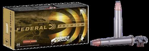 Federal Premium HammerDown 327 Federal Mag 127gr, Hollow Point, 20rd Box