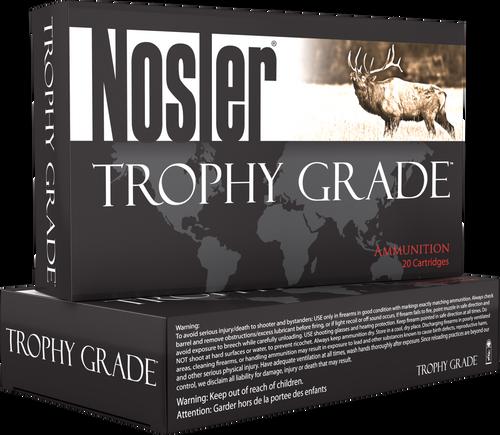 Nosler Trophy 257 Roberts 110gr, AccuBond, Brass, 20rd Box