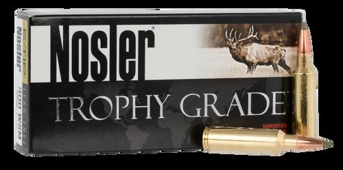 Nosler Trophy Grade 300 WSM 180gr, E-Tip, 20rd Box