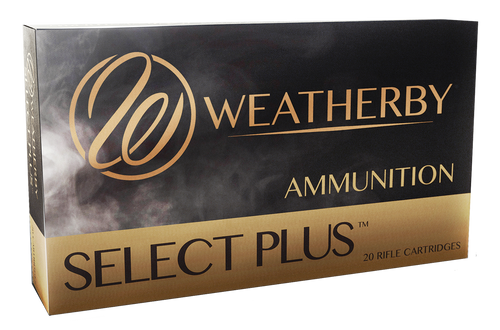 Weatherby Select Plus 257 Weatherby Mag 110gr, Hornady ELD-X, 20rd Box