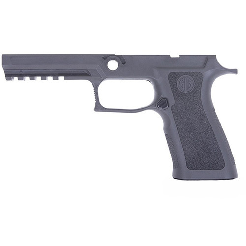 Sig Grip Module Txg, P320 9mm Full Size, Medium, Grey, 9mm