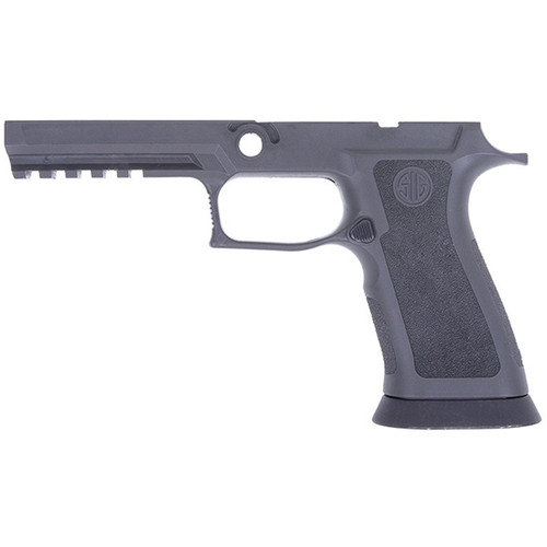 Sig Grip Module Txg, P320 9mm Full Size, Medium, Grip Weight, Funnel, Grey, 9mm
