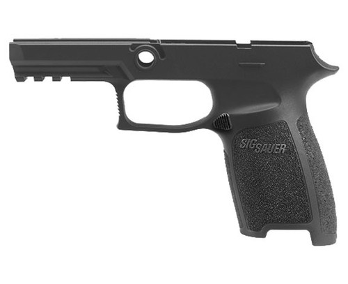 Sig Grip Module Assy, P320, 9/40/357, Carry, Large, Black
