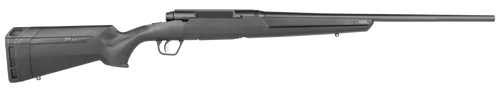 """Savage Axis II Compact 7mm-08 Remington, 22"""" Matte Black, Left Hand, 4rd"""