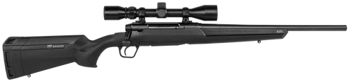 "Savage Axis XP 350 Legend, 22"" Barrel, Black, Weaver 3-9x40 Scope, Detachable Box Magazine, 4rd"