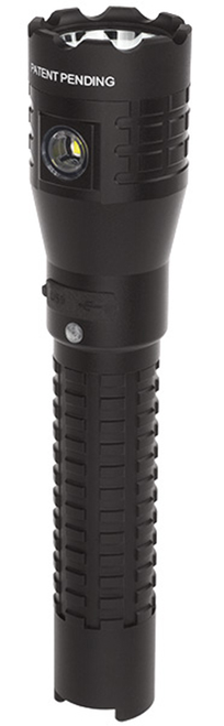 Nightstick USB Rechargeable Tactical Dual-Light White Cree Led 180/550/850 Lumens Lithium Ion Rechargeable Battery Black 6061-T6 Aluminum Body