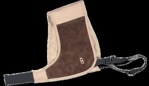 Boyt Harness Absorb-A-Coil Shotgun Harness Cotton Khaki Right Hand
