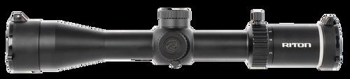 Riton Optics, X3 PRIMAL, Rifle Scope, 3-15X44mm, 30mm Tube, PDTR Reticle, 2nd Focal Plane, Black