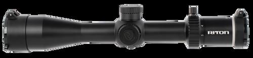Riton Optics X5 Primal 3-18x 44mm Obj 35-6.20 ft @ 100 yds FOV 30mm Tube Black PHR