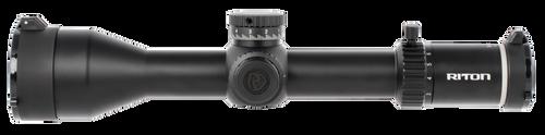 Riton Optics, X7 CONQUER, Rifle Scope, 3-24X56mm, 34mm Tube, ODEN Illuminated Reticle, Front Focal Plane, Black
