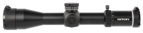 Riton Optics X7 Conquer 3-24x 50mm Obj 35-4.60 ft @ 100 yds FOV 34mm Tube Black Illuminated G7