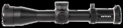 Riton Optics, X7 CONQUER, Rifle Scope, 3-24X50mm, 34mm Tube, G7 Illuminated Reticle, 2nd Focal Plane, Black
