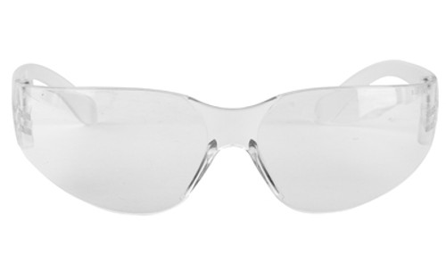 Walkers Clearview Wrap Shooting Polycarbonate Clear Glasses