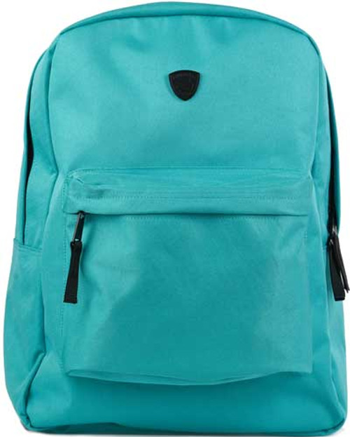 "Skyline Proshield Scout Backpack 16.75"" L x 12"" W x 5.87"" H Teal"