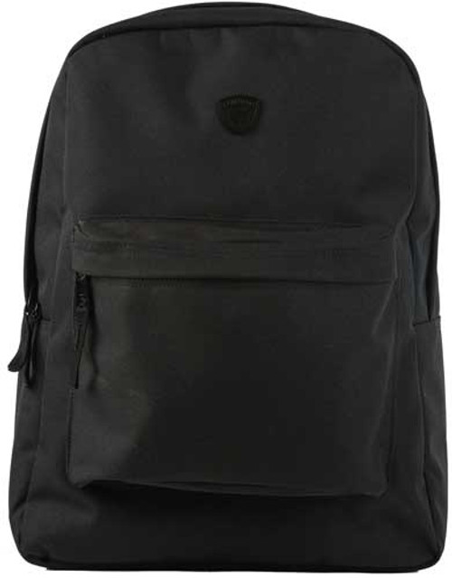 "Skyline Proshield Scout Backpack 16.75"" L x 12"" W x 5.87"" H Black"
