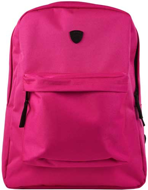 "Skyline Proshield Scout Backpack 16.75"" L x 12"" W x 5.87"" H Pink"
