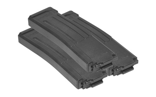 CMMG 5.7 Conversion AR Platform Magazine 5.7x28mm, Black, 3-Pack, For Use with CMMG 5.7x28 Conversion, 40rd
