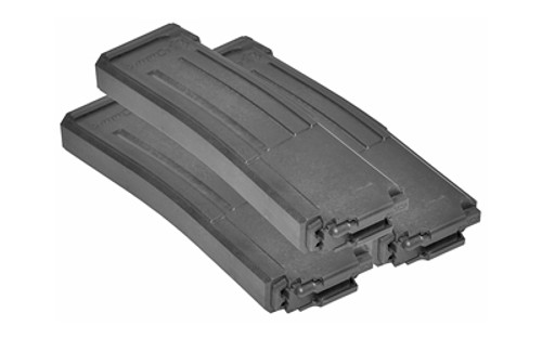 CMMG 5.7 Conversion AR Platform Magazine 5.7x28mm, Black, 3-Pack, For Use with CMMG 5.7x28 Conversion, 10rd