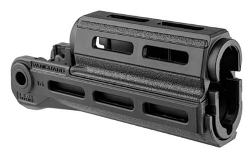 FAB Defense Vanguard AK Handguard, Black Color, M-Lok