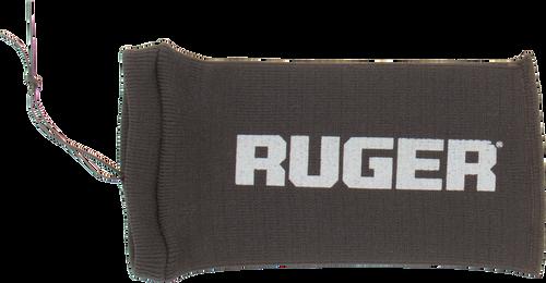 """Allen Ruger Handgun Sock 12in X 6"""" Black"""