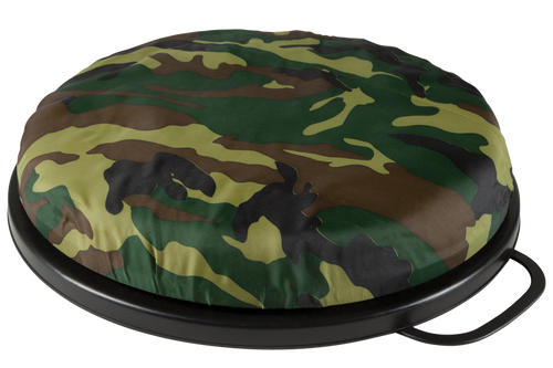 Allen Vanish Swivel Seat Bucket Lid Camo Foam