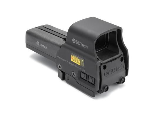 EOTech 518.A65 Holographic Weapon Sight, Black, QD Mount, AR-15 Ready