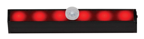 Snap Safe Safe Light Red 8 Lumens AAA 6 LED