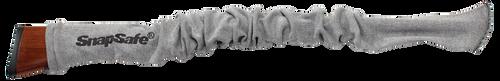 "SnapSafe Gun Sock Sock Gray Silicone-treated Cotton Rifle/Shotgun 50"""