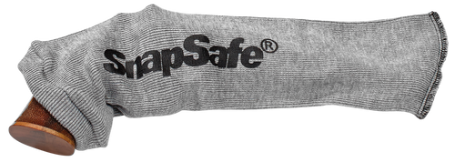 "Snap Safe Silicone Knit Gun Sock Cotton 8"" Barrel Pistols"