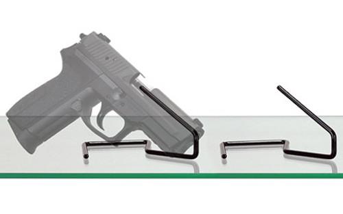 EGW Evolution Gun Works Kikstand Handgun Display Stand Two Per Package