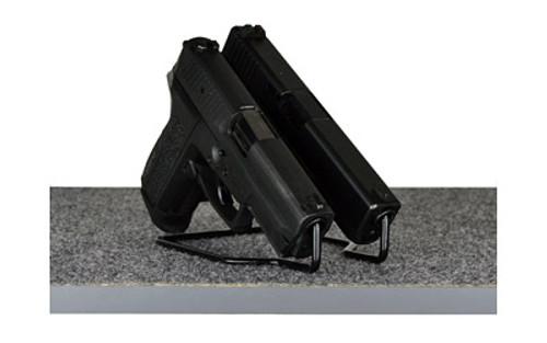 EGW Evolution Gun Works Duelies Handgun Stand Two-Pack