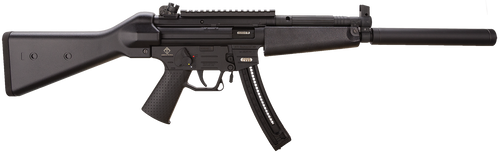 American Tactical Imports German Sport 522 Light Weight Carbine 16.25 Inch Barrel Matte Black Finish Weaver Rail Synthetic Stock 22 Round