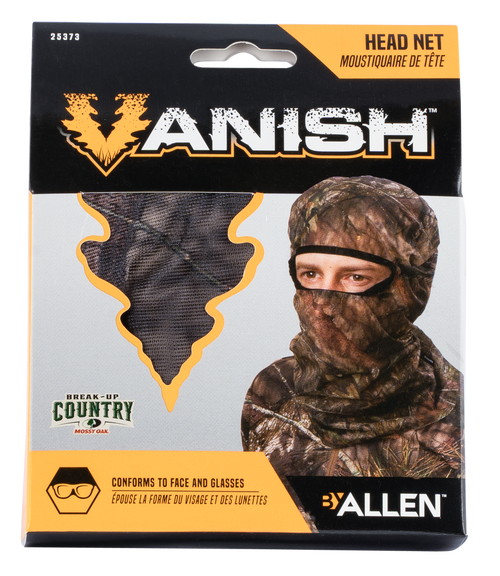 Allen Vanish Full Head Net Mossy Oak Break-Up Country