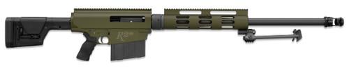 """Remington R2Mi 50 BMG Bolt Action 30"""" Barrel- Free Floated, Green Phosphate MilSpec Finish 10rd Mag"""